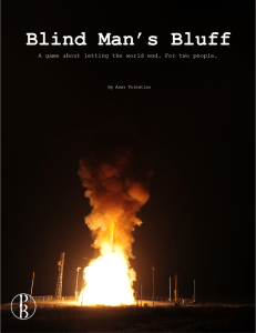 Cover of Blind Man's Bluff show a missile taking off in a cloud of fire and smoke