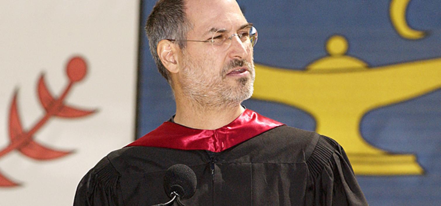 Steve Jobs birthday 64