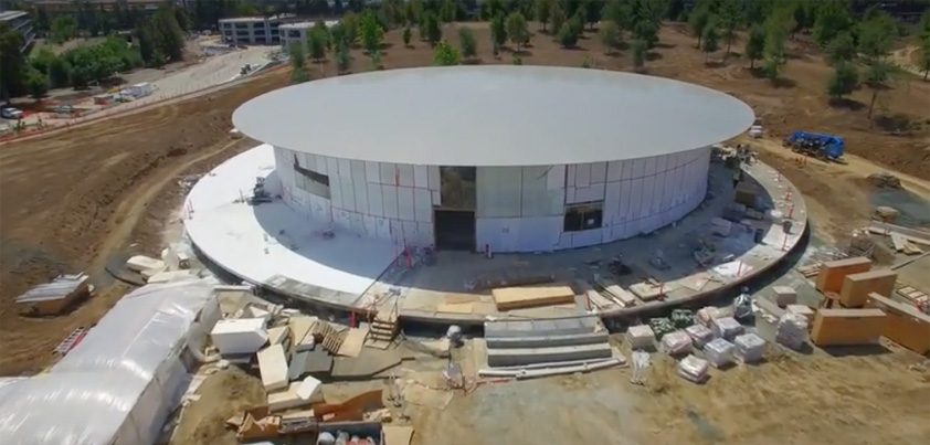 State of the Steve Jobs Theater