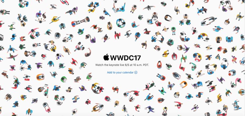 Apple WWDC keynote streamed