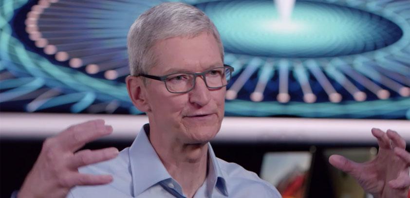 cook apple car layoffs