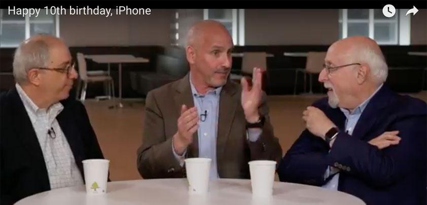 Apple on CBS Sunday Morning: 10 years of iPhone (8-min. video)