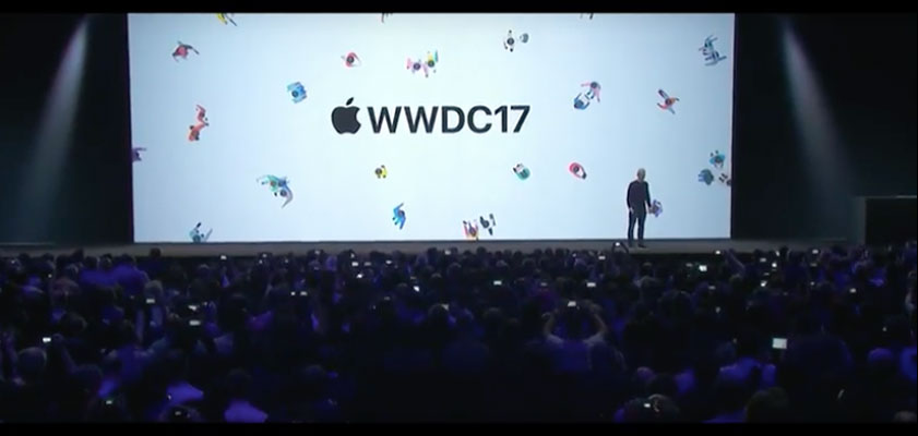 WWDC opener for commentary