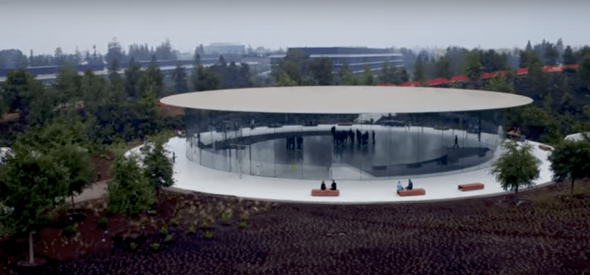 Apple Park ready