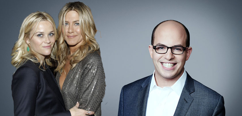 brian stelter jennifer aniston reese witherspoon stelter