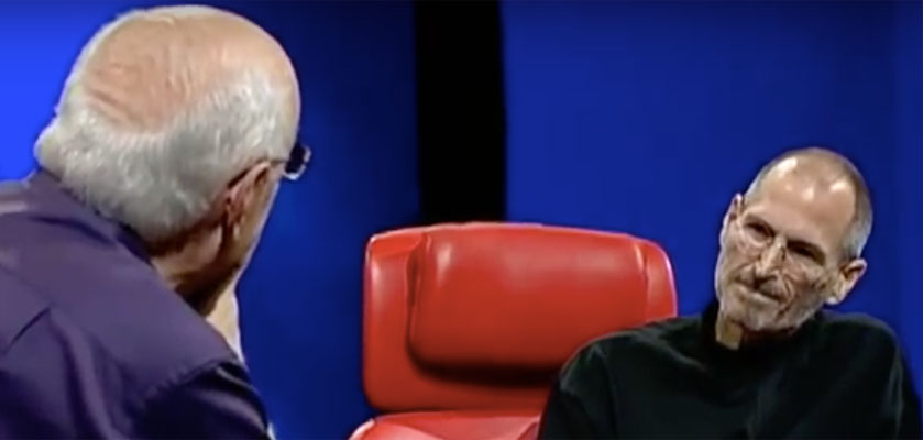 Jobs told Zuck there'd be hell to pay on privacy (video)