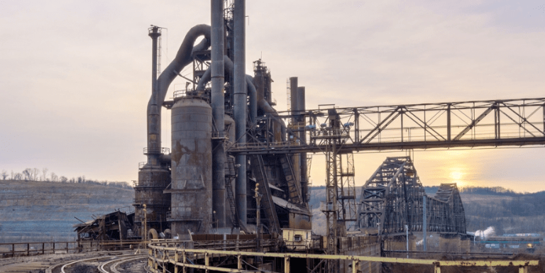 steel mill distorted may 2018