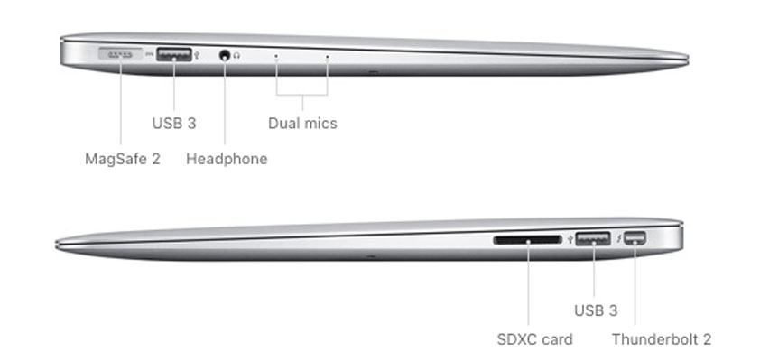 I fear for the MacBook Air. I fear for Apple.