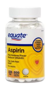 walmart aspirin monopoly