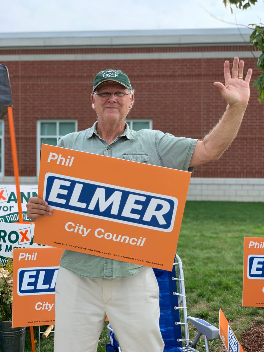 elmer glue city council