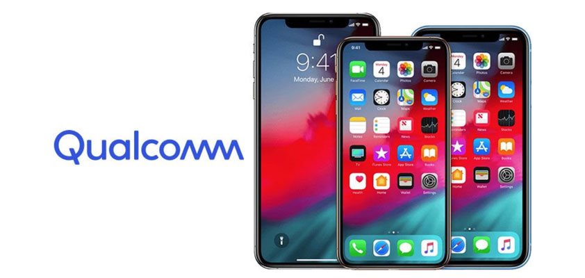 apple qualcomm 5G priority