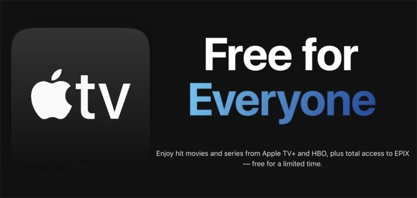 apple TV plus freeloader
