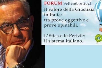 Gen. Dr. Luciano Garofano, Biologo forense, già RIS di Parma, Presidente AISF, Docente INPEF
