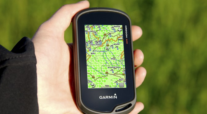 OpenStreet maps for Garmin devices