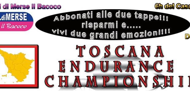 Campionato Regionale Toscana Endurance