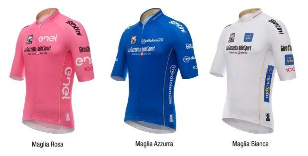 Santini Giro d'Italia 2017