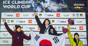 UIAA Ice Climbing World Cup