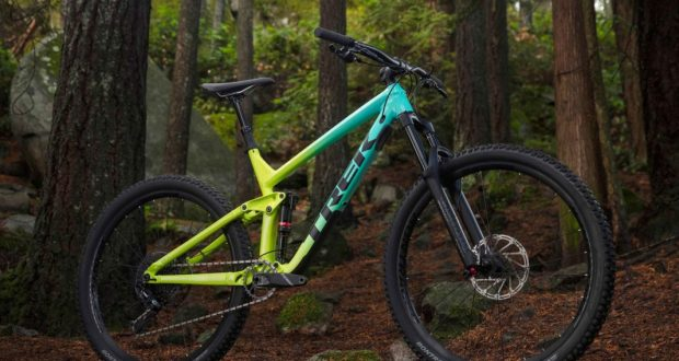 Trek Slash 9.7 29er