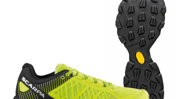 SCARPA Spin Ultra powered by Vibram Litebase