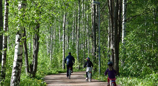 Helsinki en bicicleta: consejos y rutas