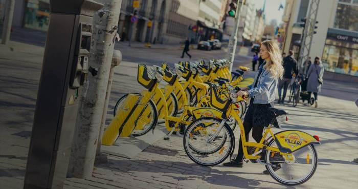 Helsinki-city-bike