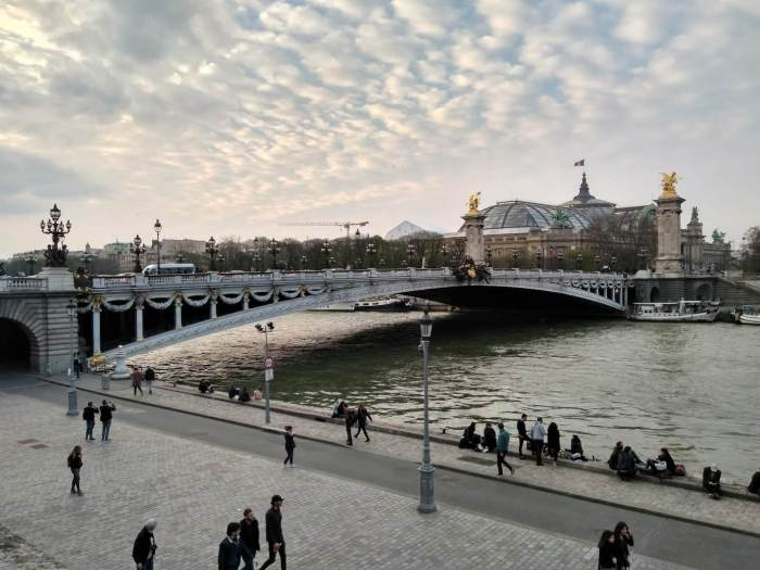 Paris en bicicleta