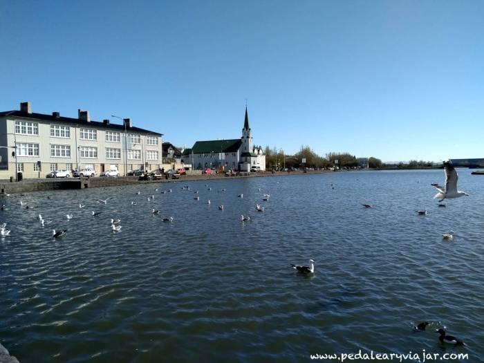 Lago Tjorn Reykjavik en 1 día