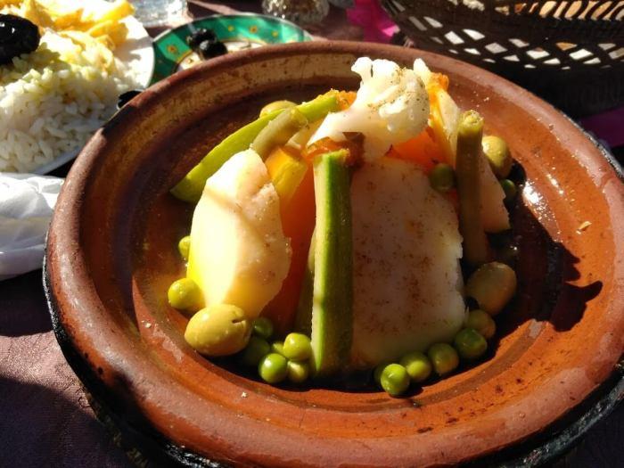 tajín especialidades de Marruecos