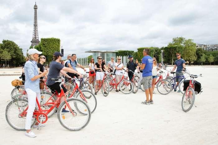 alquilar una bicicleta en París