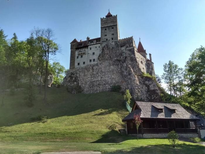 Resumen viajero 2018 - Castillo de Bran