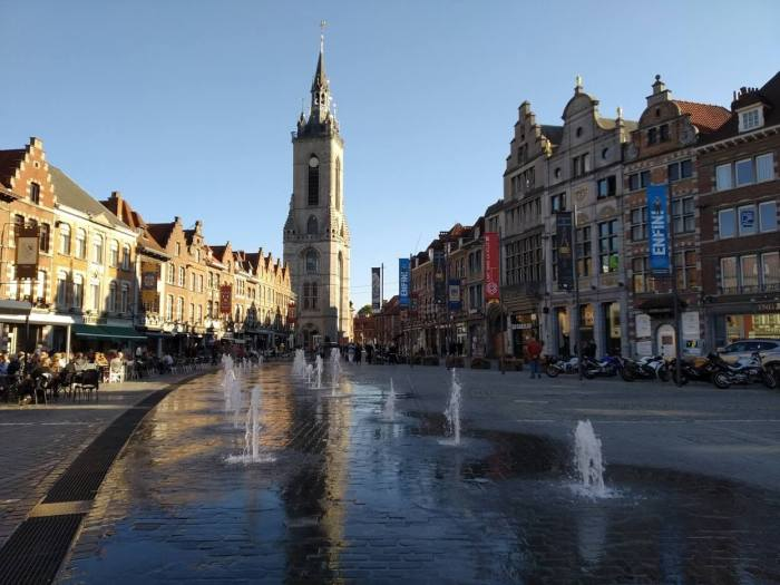 Resumen viajero 2018 - Tournai