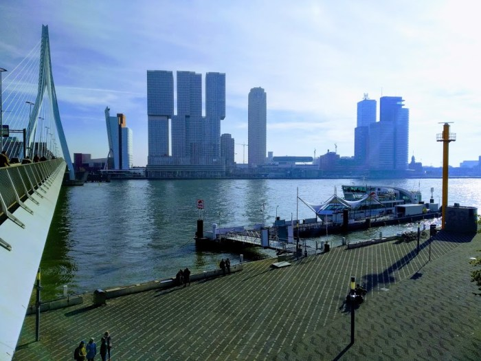 Qué ver en Rotterdam
