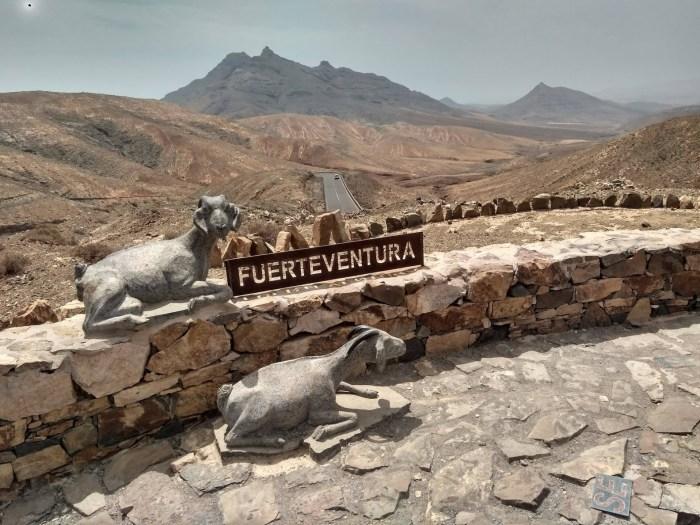 Que ver en Fuerteventura: Mirador Astronómico de Sicasumbre
