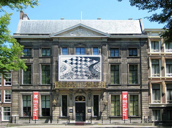 Museo Escher in Het Paleis