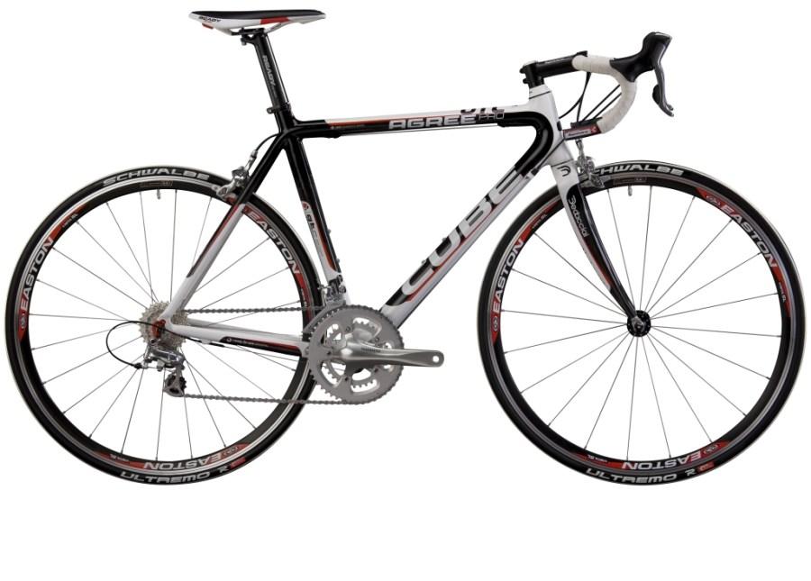 Bike No. 1 - Cube Agree GTC pro