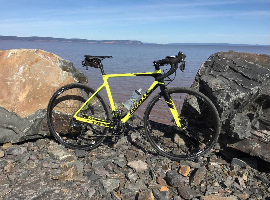 2017 Giant TCX Advanced Pro 1  Pedal Room
