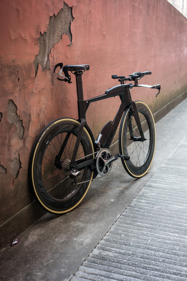 Giant Trinity Pro TT  Pedal Room