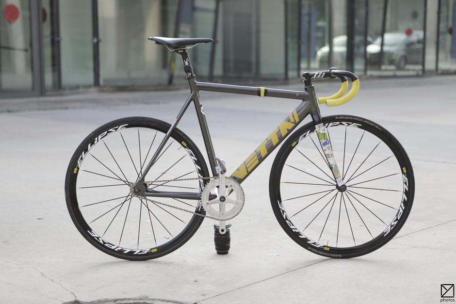Vetta Custom Track Bike SOLD  Pedal Room