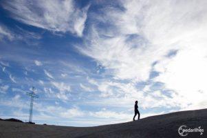 Espetáculo de nuvens