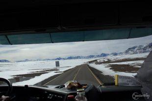 Paso Jama nevado