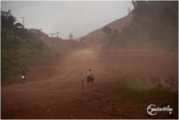 De uma hidroelétrica a outra pela Transamazônica