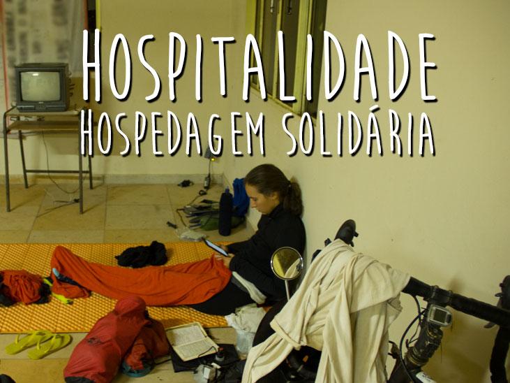 Hospedagem Solidária
