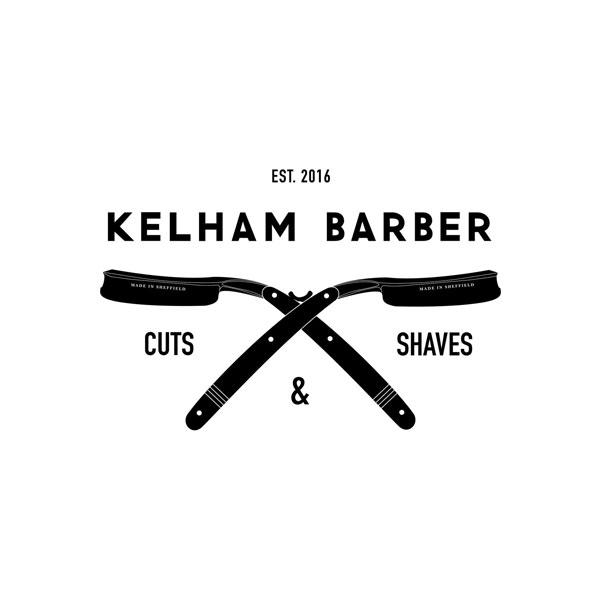 Kelham Barber Logo