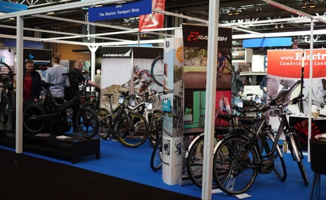 Gadget Show Bills Electric As 2015 Transport Buzzword