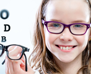 Know the signs that your child might need glasses.