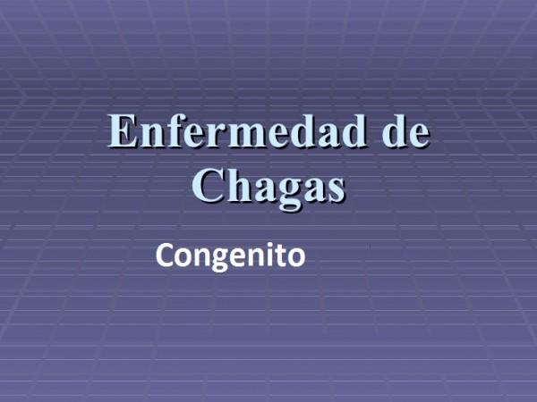 Chagas Congénito
