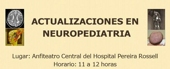 ACTUALIZACIONES EN NEUROPEDIATRIA