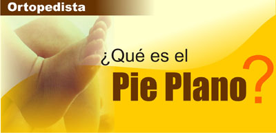 PIE PLANO FLEXIBLE EN NIÑOS