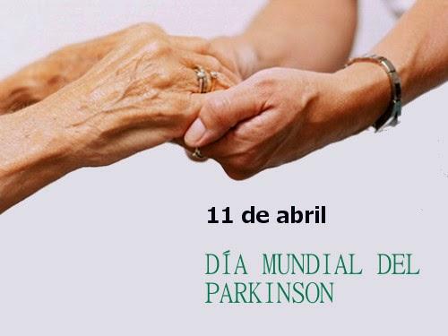 11 DE ABRIL DIA MUNDIAL DEL PARKINSON