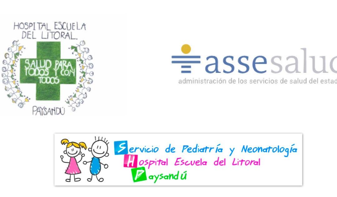 Visita La Nueva Pagina WEB del Hospital de Paysandú
